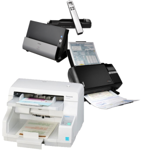 Batch Document Scanning and OCR