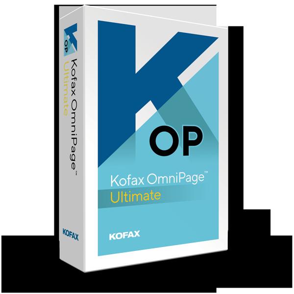 Kofax OmniPage Server OCR Software